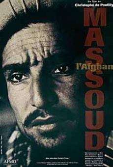 Massoud, el afgano