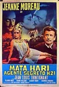 Mata-Hari on-line gratuito