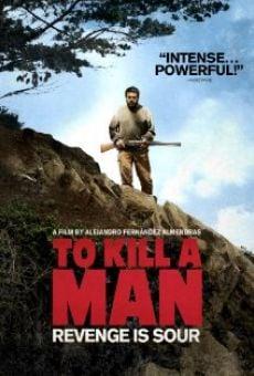 Tuer un homme