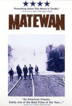 Matewan on-line gratuito