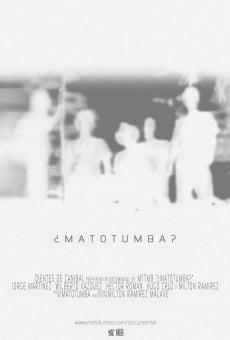 Watch ¿Matotumba? online stream