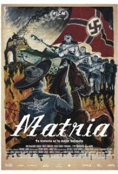 Watch Matria online stream