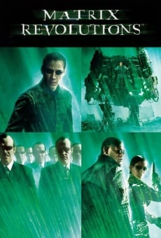 Película: Matrix Revolutions