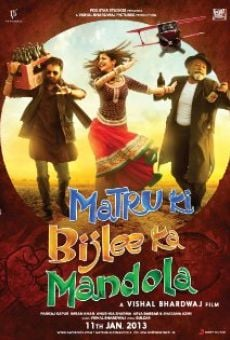 Película: Matru ki Bijlee ka Mandola