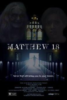 Ver película Matthew 18