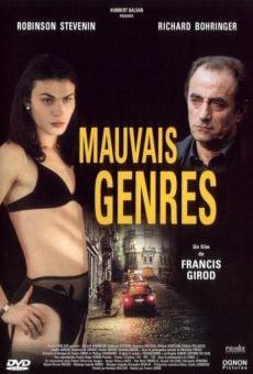 Ver película Mauvais genres (Transfixion)
