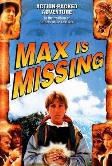 Max ha desaparecido