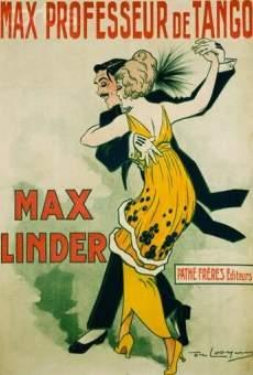 Max, professeur de tango online