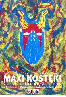 Maxi Kosteki, constructor de caminos online