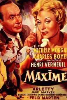 Maxime on-line gratuito