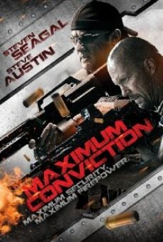 Película: Maximum Conviction