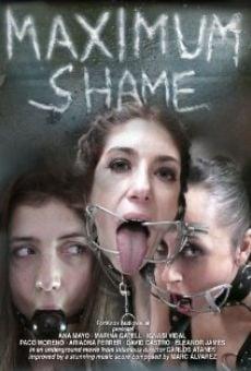 Watch Maximum Shame online stream