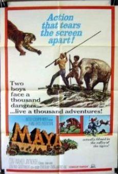 Película: En el valle de los tigres