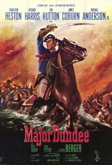 Major Dundee on-line gratuito