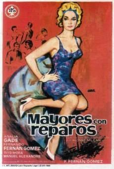 Mayores con reparos on-line gratuito