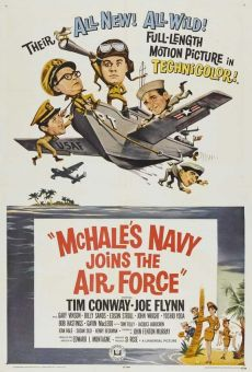 Película: McHale's Navy Joins the Air