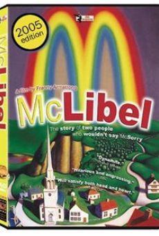 McLibel on-line gratuito