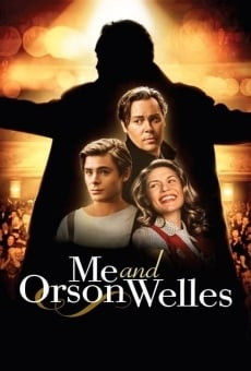 Me and Orson Welles online gratis