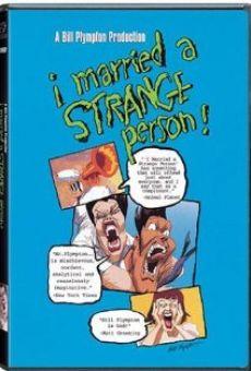 Ver película ¡Me casé con un extraño!