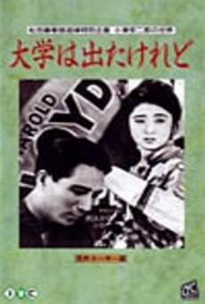 Daigaku wa detakeredo on-line gratuito