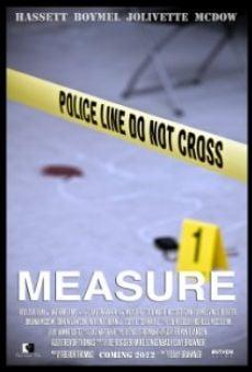 Ver película Measure