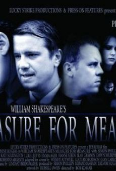 Measure for Measure en ligne gratuit