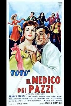 Película: Médico de locos