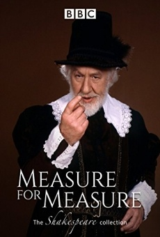 Measure for Measure online free