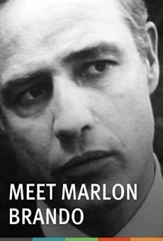 Meet Marlon Brando on-line gratuito