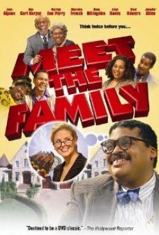 Ver película Meet the Family
