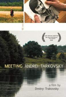 Meeting Andrei Tarkovsky on-line gratuito