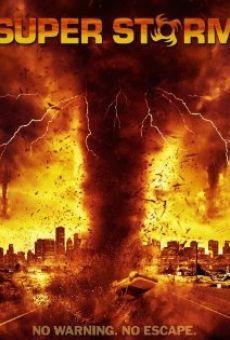 Ver película Megatormenta: Amenaza en el cielo (Super tormenta)