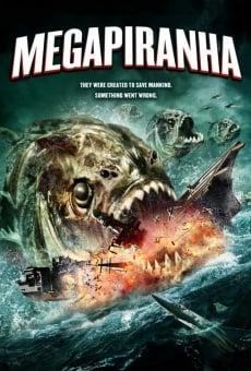 Ver película Mega piraña