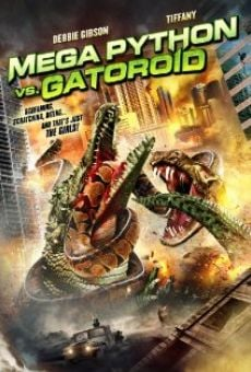 Ver película Mega Pitón contra Mega Caimán