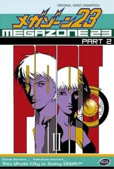 Megazone 23 Part II on-line gratuito
