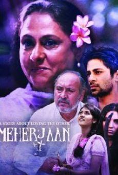 Watch Meherjaan online stream
