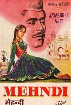 Ver película Mehndi