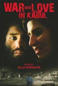 Ver película Mein Herz sieht die Welt schwarz - Eine Liebe in Kabul