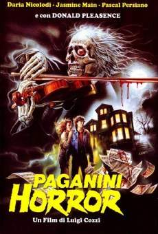 Paganini Horror online