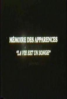 Mémoire des apparences on-line gratuito