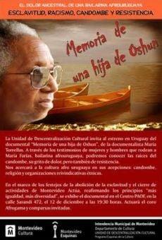Memoria de una hija de Oshun on-line gratuito