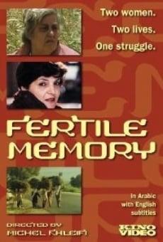 Al Dhakira al Khasba / Fertile Memory