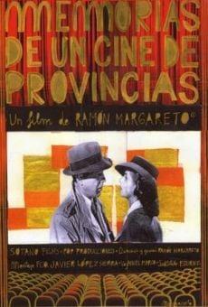 Memorias de un cine de provincias on-line gratuito