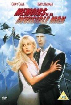 Ver película Memorias de un hombre invisible