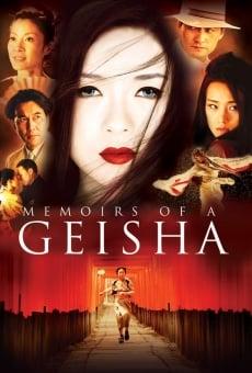 Memorias de una geisha online