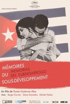 Película: Memorias del subdesarrollo