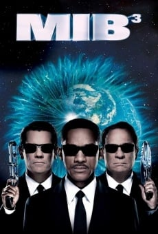 Película: Men In Black 3