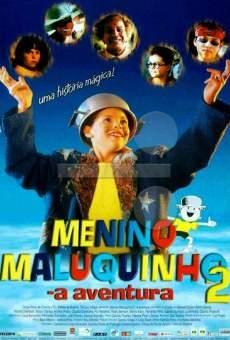 Película: Menino Maluquinho 2: La aventura