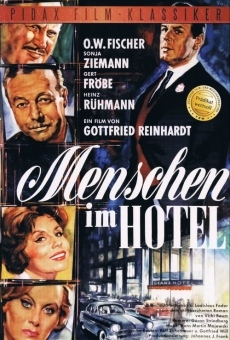 Ver película Menschen im Hotel