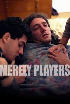 Ver película Merely Players